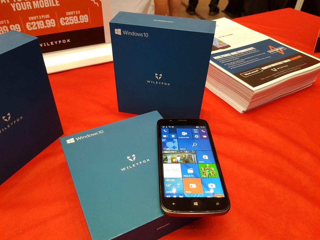 Wileyfox afirma que a Microsoft tem sim uma estratégia mobile bem definida