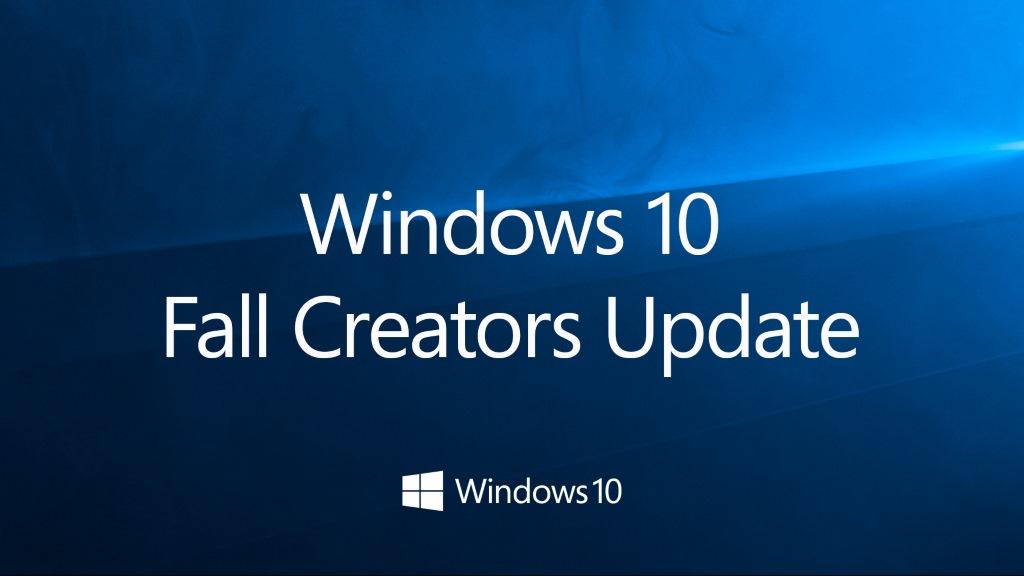 Atualize seu PC agora! Windows 10 Fall Creators Update é lançando para o público