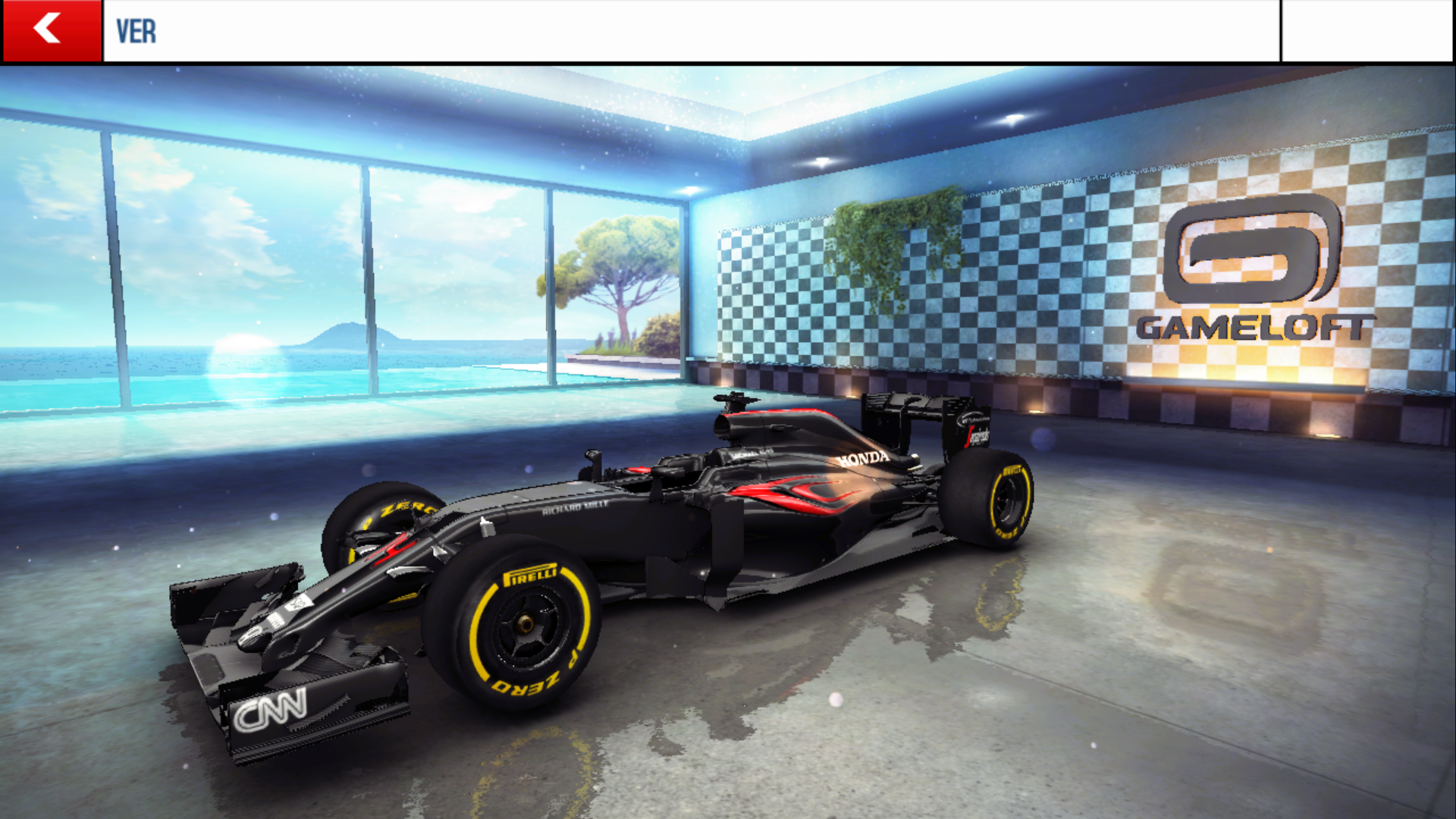 Update: McLaren MP431 no Asphalt 8 Airbone