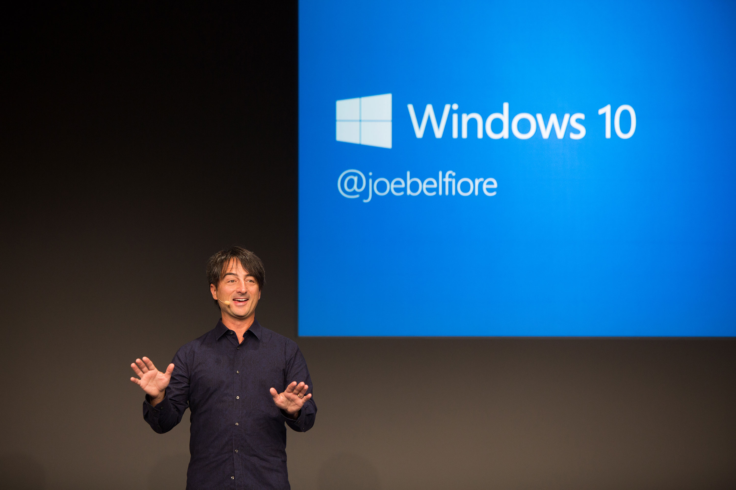 Joe fala sobre o Windows 10 Mobile