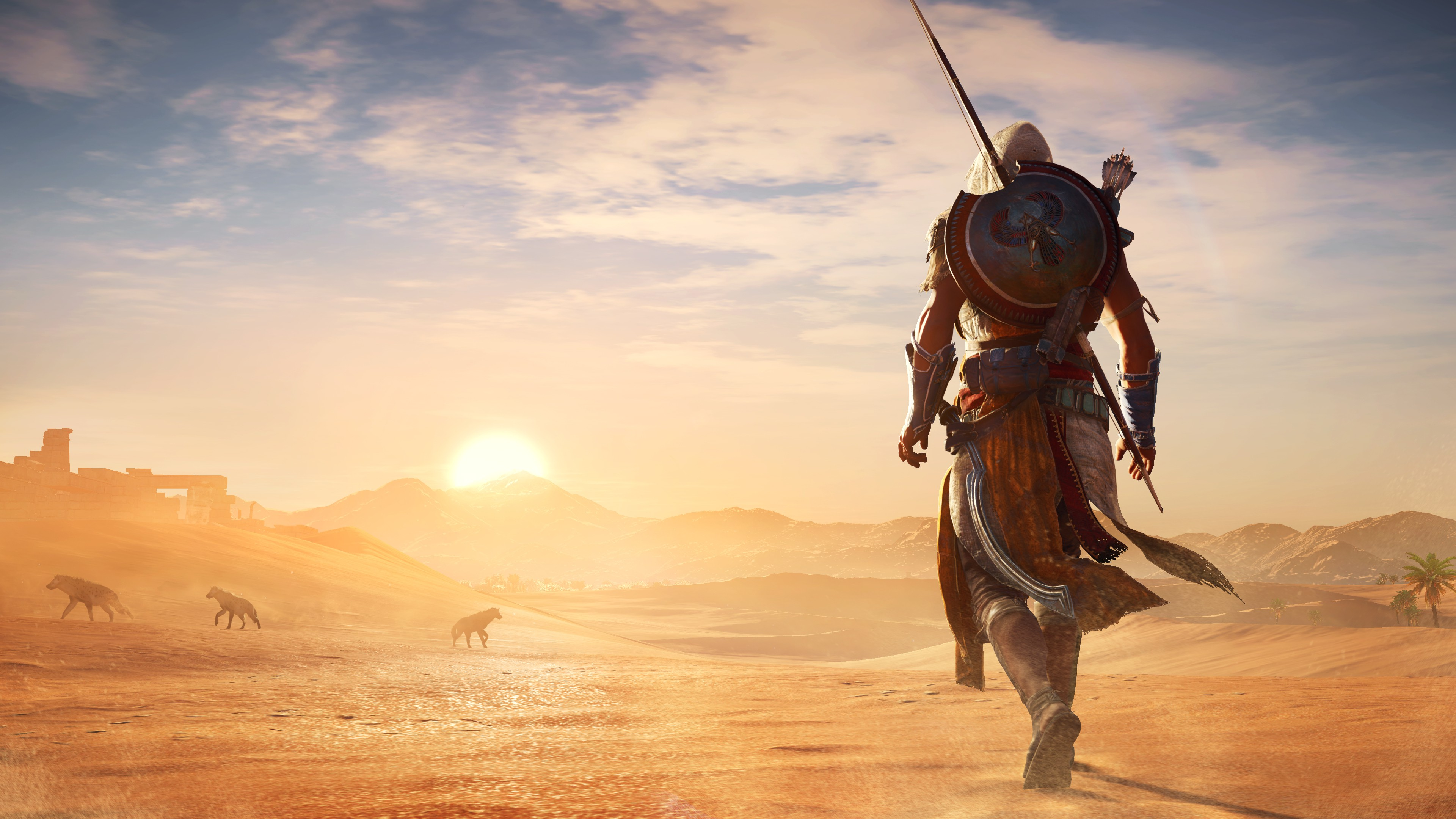Assassin's Creed Origins Disponível no Xbox One
