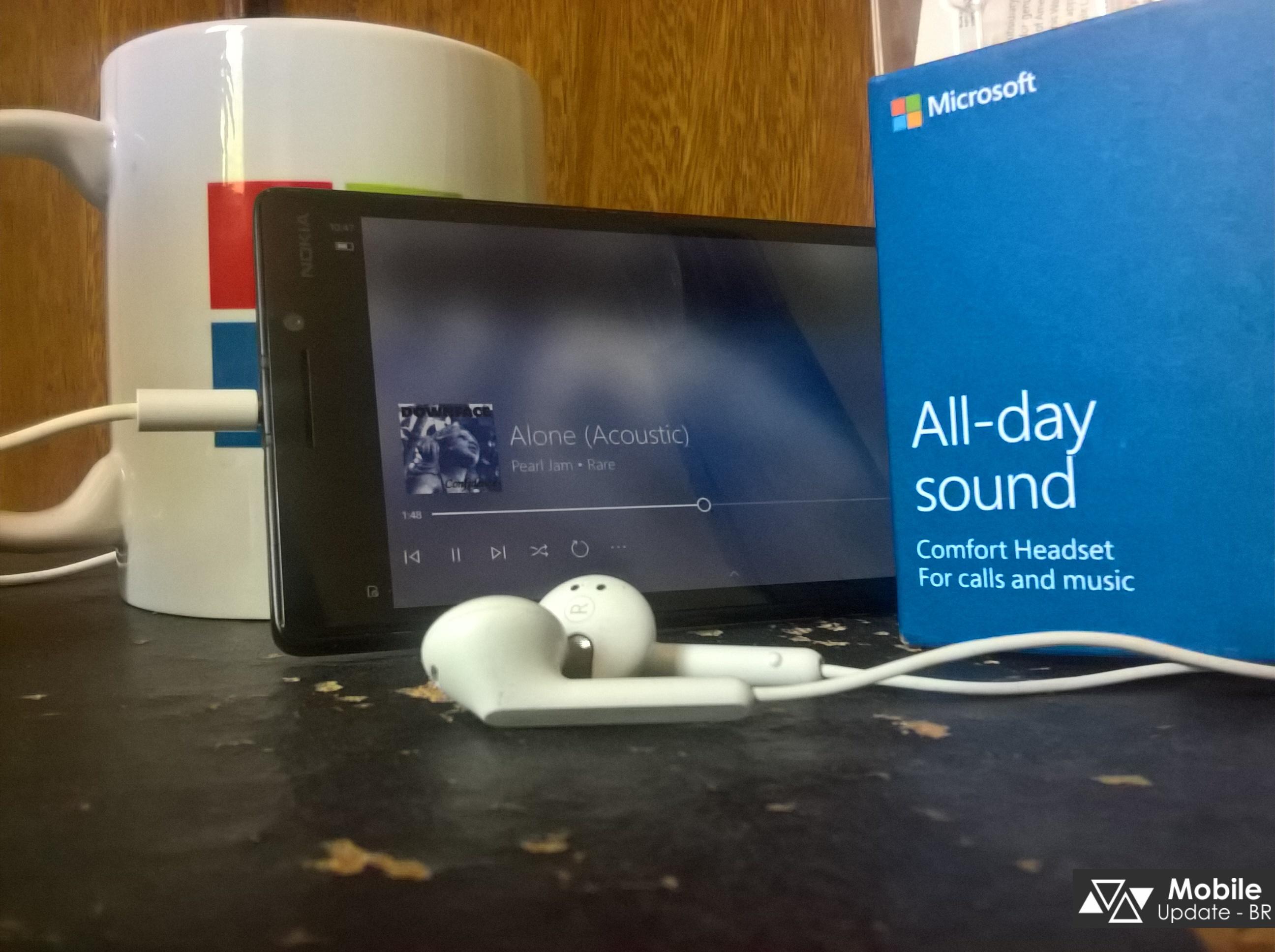 Patente da Microsoft sugere manter o Jack 3,5mm em seus próximos dispositivos móveis