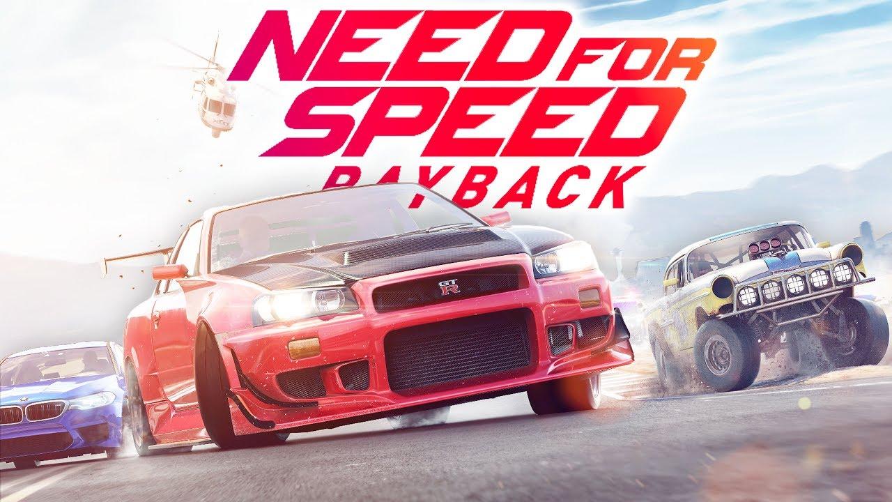 Need For Speed Payback já esta disponível para Xbox One