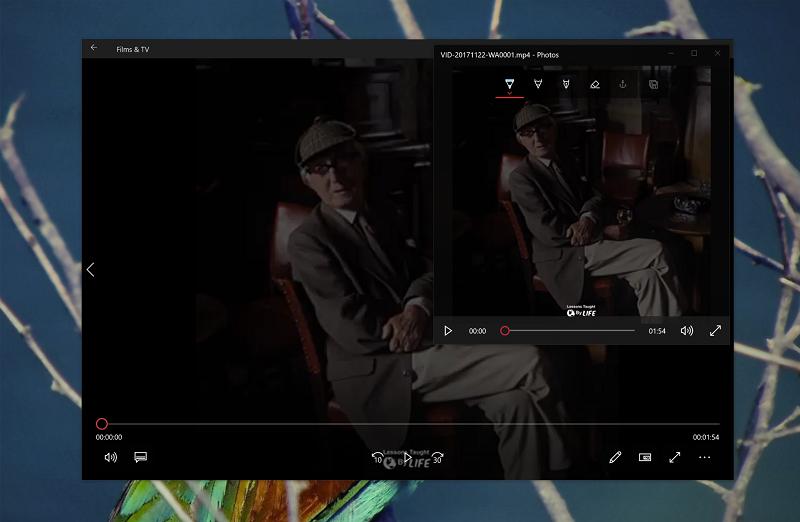 Filmes e TV: desenhe em vídeos com o app