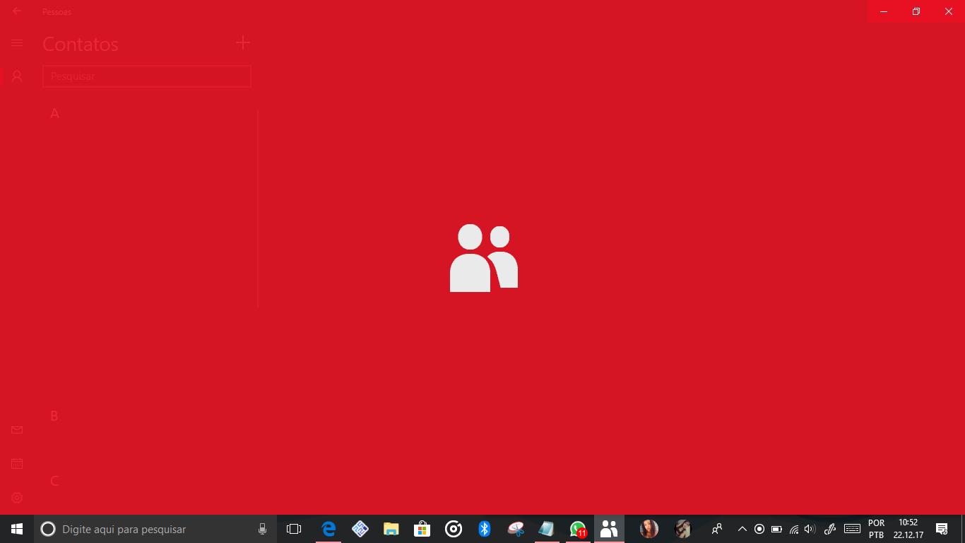 Hub de Pessoas: Atualizado para Windows Insider Fast