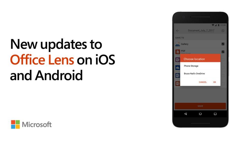 Office Lens: Atualizado para Android e iOS com novidades