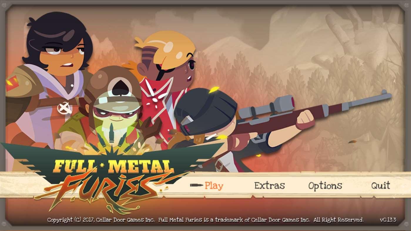 Full Metal Furies: Lançado um novo jogo Xbox Play Anywhere