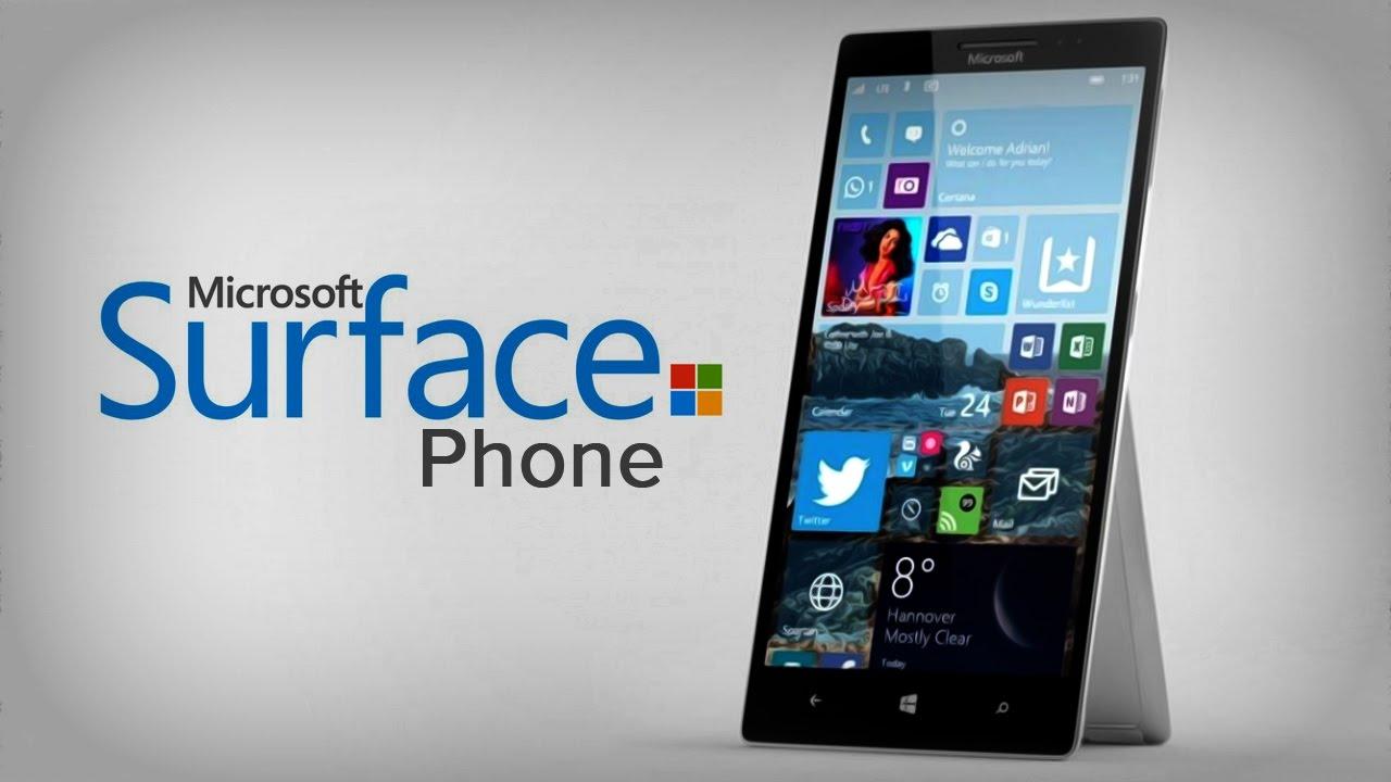Microsoft China insinua o lançamento do Surface Phone, veja: