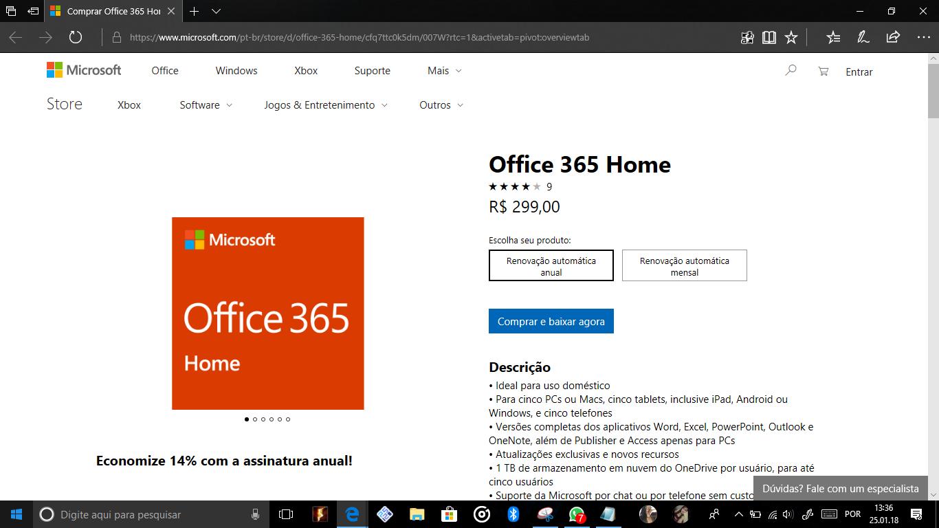 Office 365: Você já pode instalar os apps direto da Loja