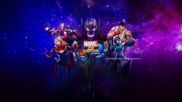Xbox Play Anywhere: Marvel vs Capcom Infinite