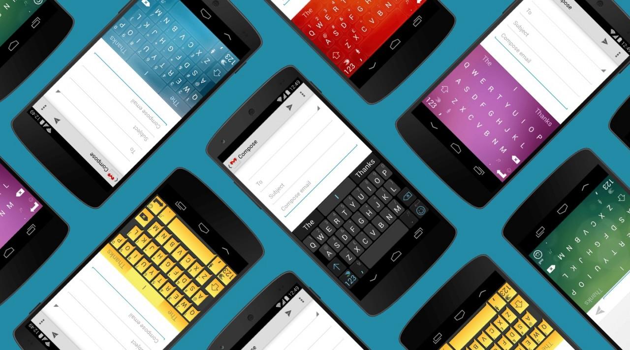 SwiftKey: Atualizado com suporte para 5 novas linguas