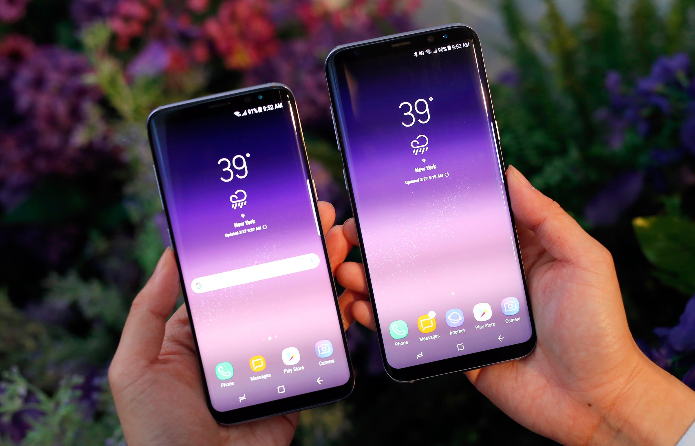 Android: Samsung começa a atualizar os Galaxy S8 e S8+ no Brasil para o Android Oreo