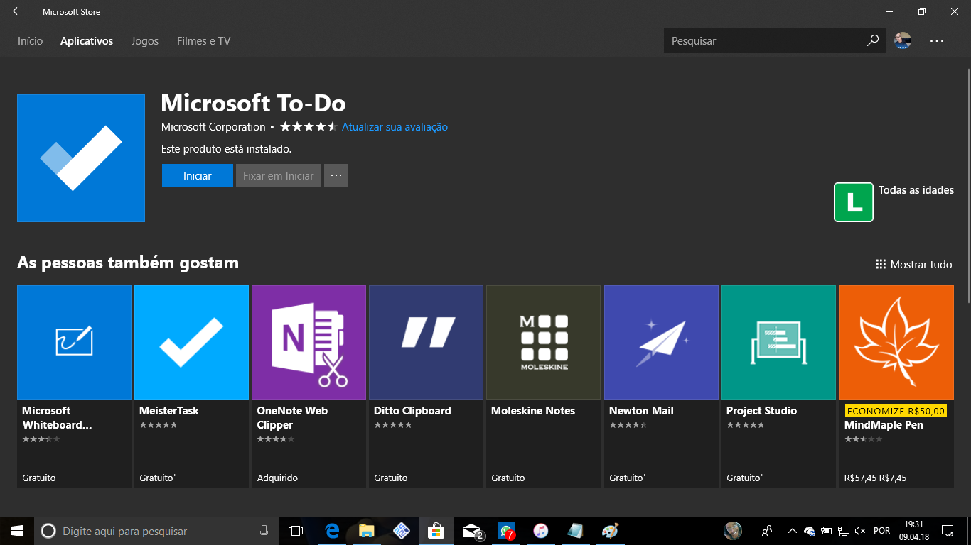 Windows 10: Microsoft To Do recebe melhorias