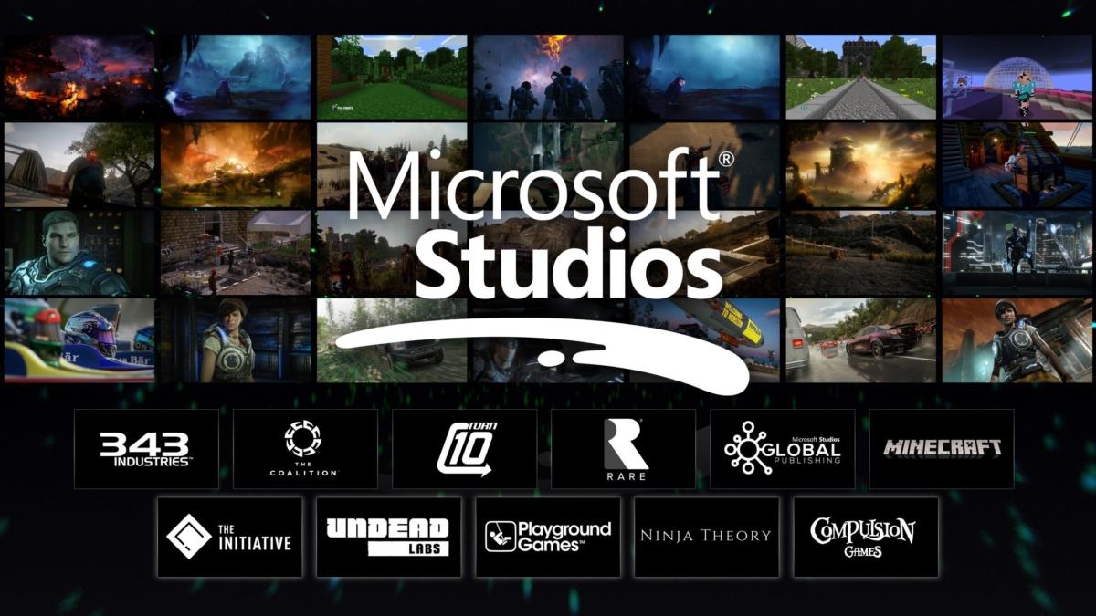 E3 2018: Anunciado 5 estúdios que integraram o Microsoft Studio