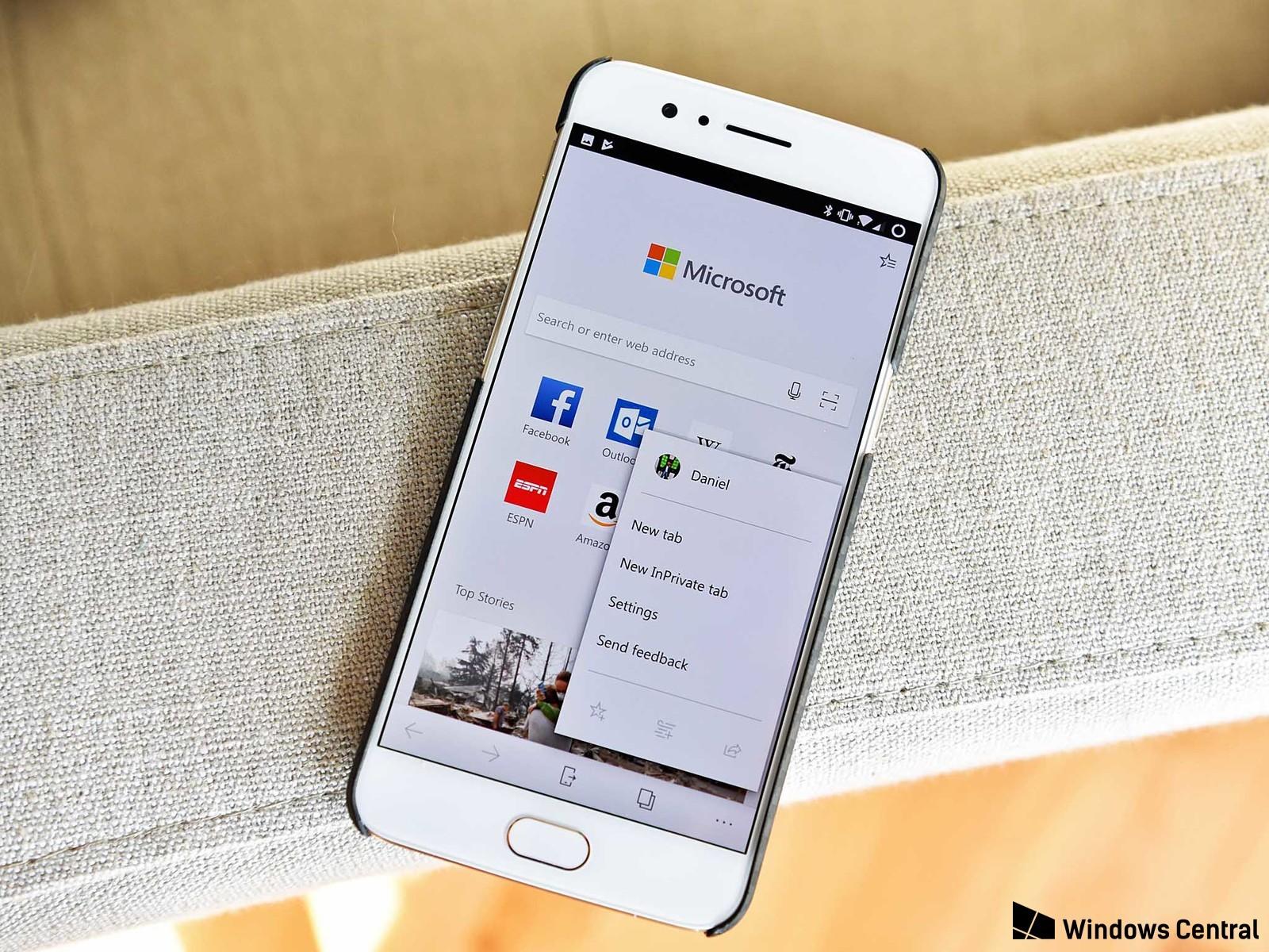 Microsoft Edge é atualizado com novo recurso, veja: