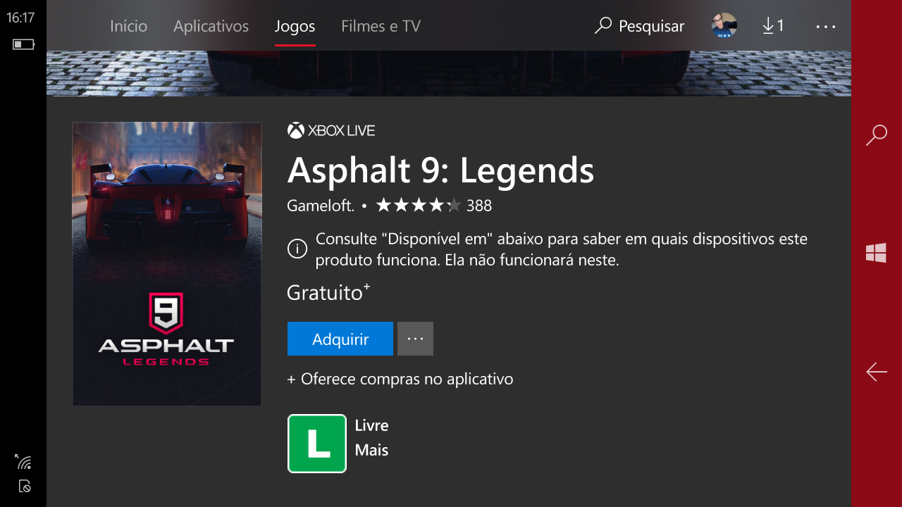 Asphalt 9 Legends: Ja disponivel no iOS, Android e Windows