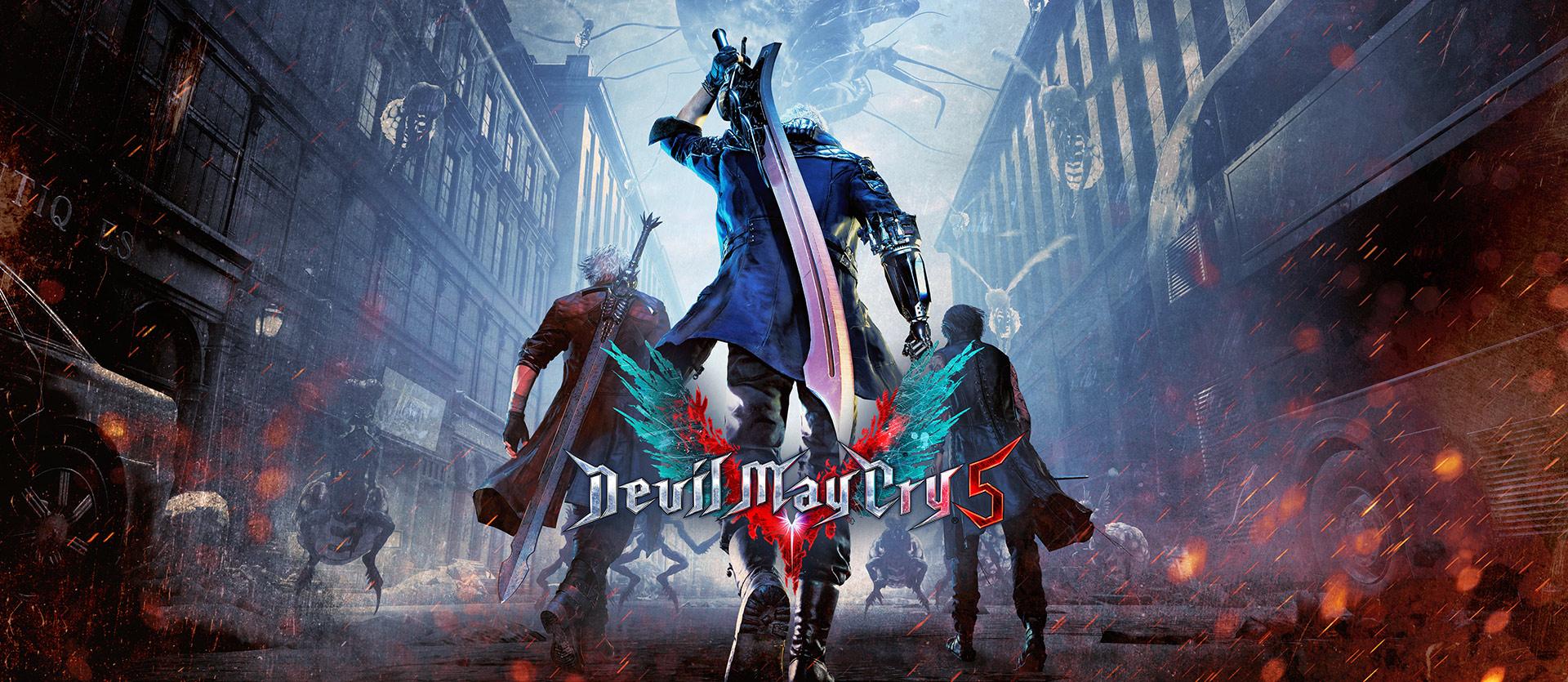 Devil May Cry 5: Um pouco sobre é o que esperar