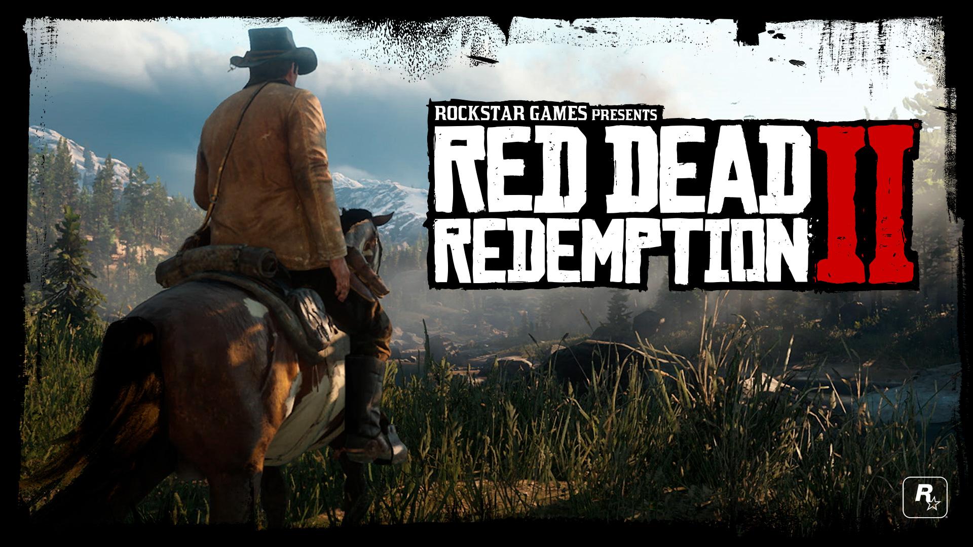 Red Dead Redemption 2: Video com história um pouco de GamePlay foi liberado!