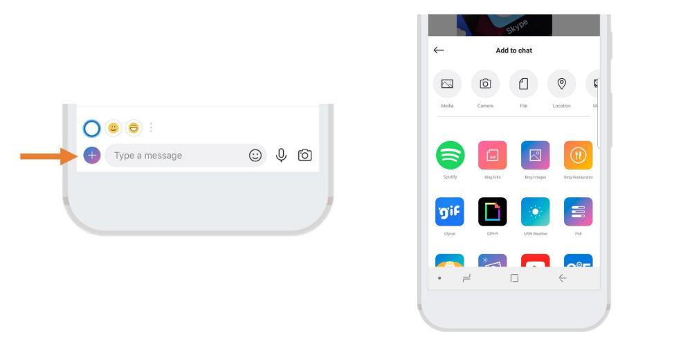 Skype: Novo suplemento do Spotify permitirá compartilhar sua Playlist e mais