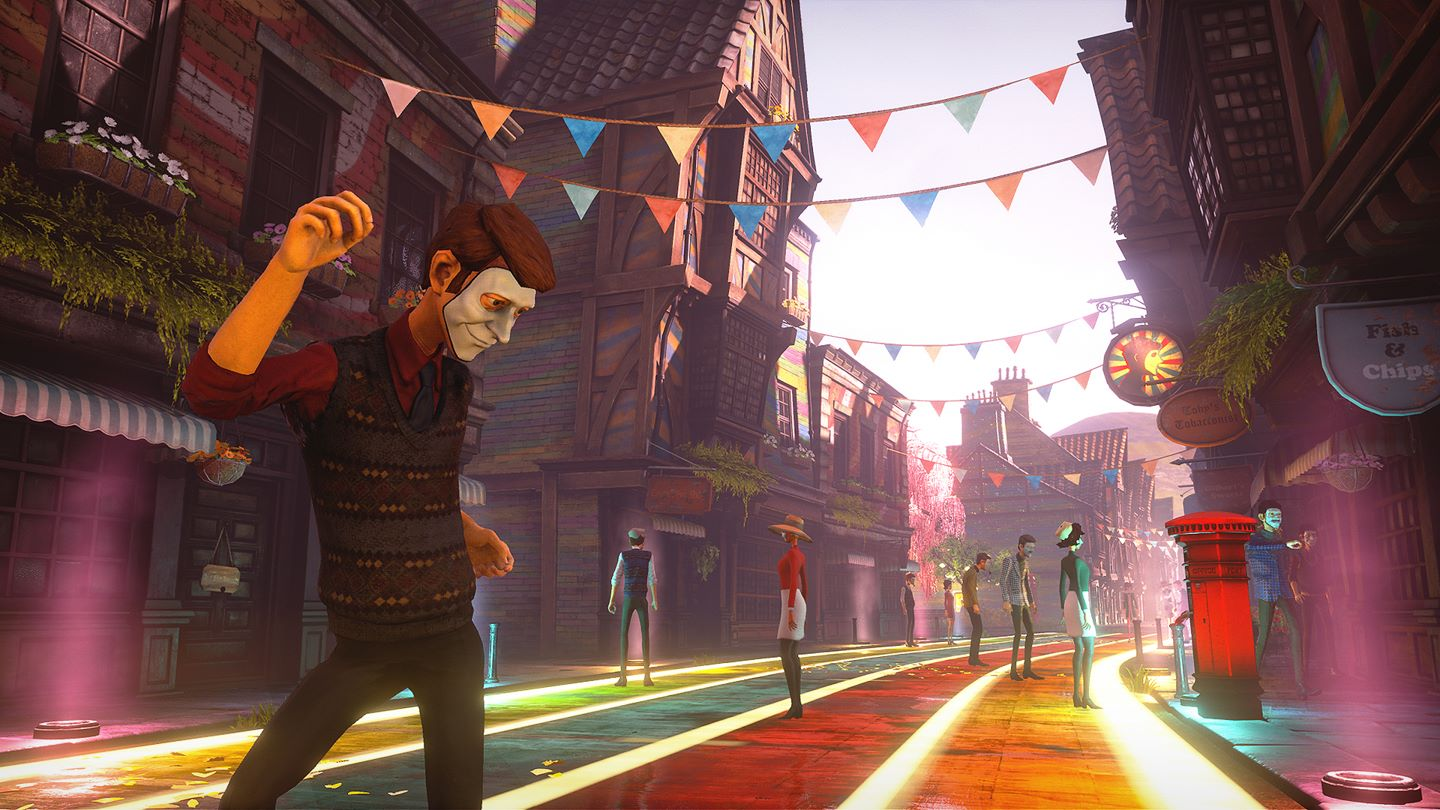 Xbox Play Anywhere: We Happy Few é lançado na Microsoft Store