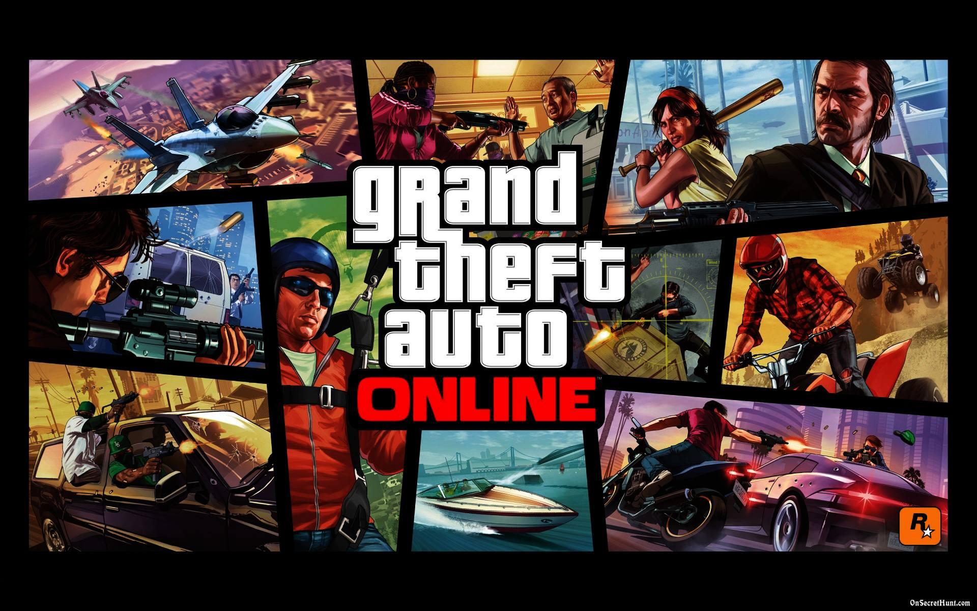 GTA Online:  Rockstar Games está oferecendo dinheiro grátis no jogo se jogar essa semana