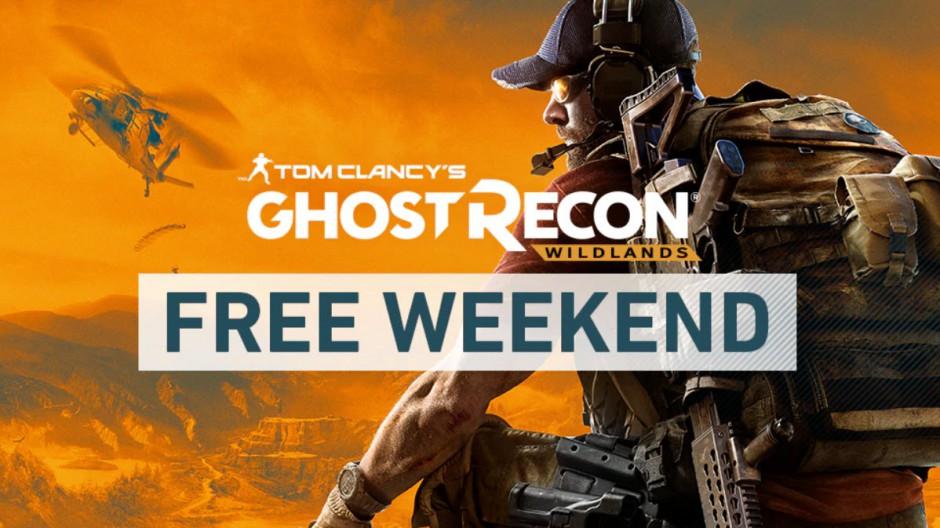 Tom Clancy's Ghost Recon Wildlands: Jogue Grátis nesse fim de semana