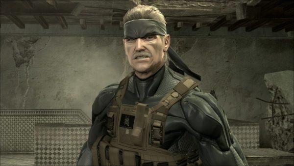 Metal Gear Solid 2 & 3: Mais dois jogos Retrocomaptiveis
