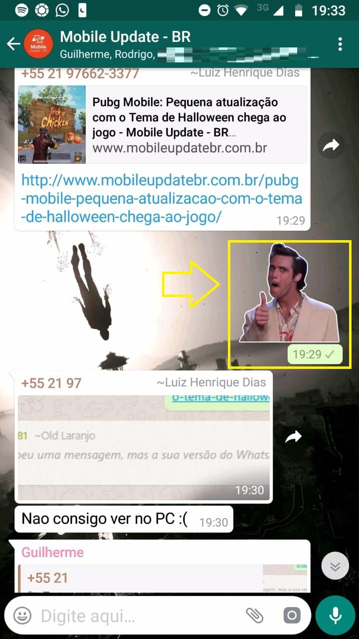 Whatsapp Beta: Stickers estão chegando ao app - Mobile