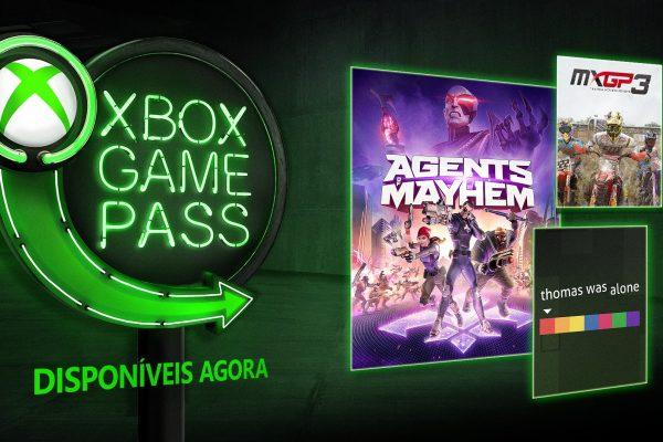 [Atualizado] Xbox Game Pass: 3 jogos são adicionados para os assinantes