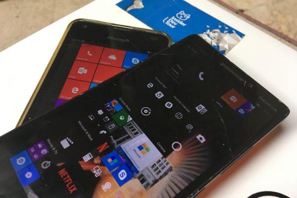 Windows 10 Mobile: Experiencia de alguns apps em 2018