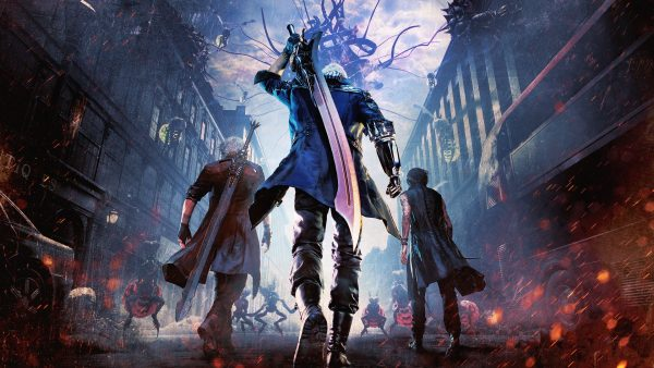 Devil May Cry 5: Demo disponivel para o Xbox One!