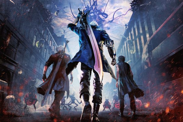 Devil May Cry 5: Demo disponivel para o Xbox One!