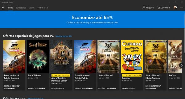 Xbox: Promoções IMPERDIVEIS na Microsoft Store!