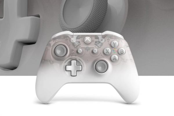 Xbox: Phantom White é o mais novo controle anunciado para o console