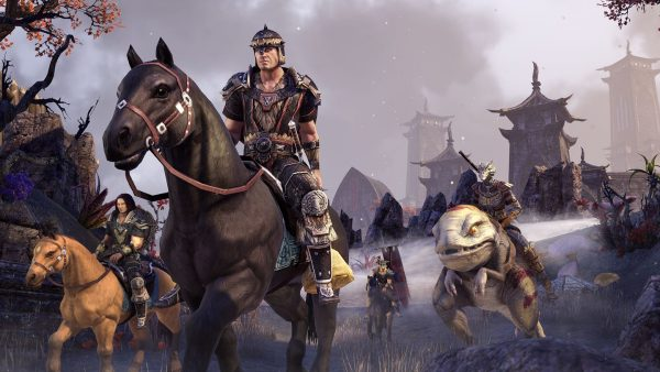 #FreePlayDays: The Elder Scrolls Online: Tamriel Unlimited disponível nesse final de semana!