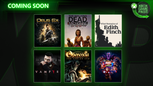 Xbox Game Pass: 3 novos titulos chegam entre hoje e amanhã ao serviço