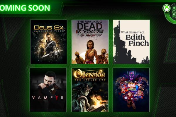 Xbox Game Pass: 7 Jogos confirmados que chegarão até abril ao serviço!