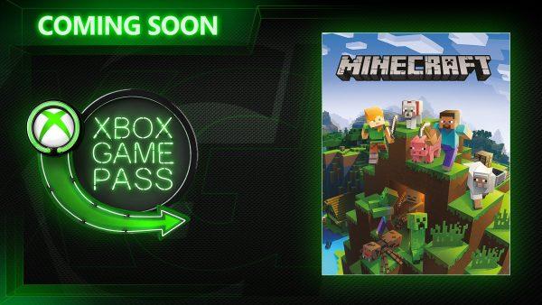 Xbox Game Pass: Minecraft já esta disponivel no serviço de asisinatura