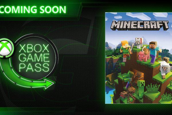 Xbox Game Pass: Minecraft está chegando ao Serviço de assinatura