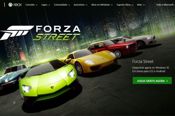 Forza Street: Corridas de rua no estilo Forza em breve em todas as telas!