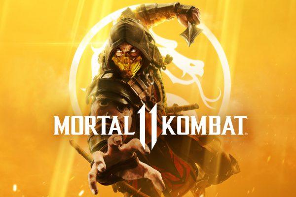 Mortal Kombat 11: Lançado mais um titulo da serie MK!