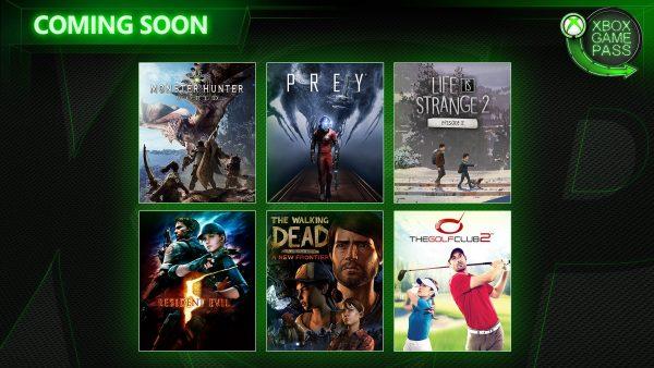 Xbox Game Pass: Os 6 jogos foram anunciados! Resident Evil 5 e mais!