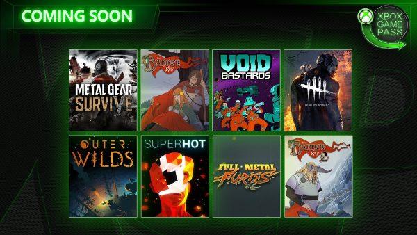 Xbox Game Pass: Mais 3 jogos chegam entre hoje e amanhã ao serviço!