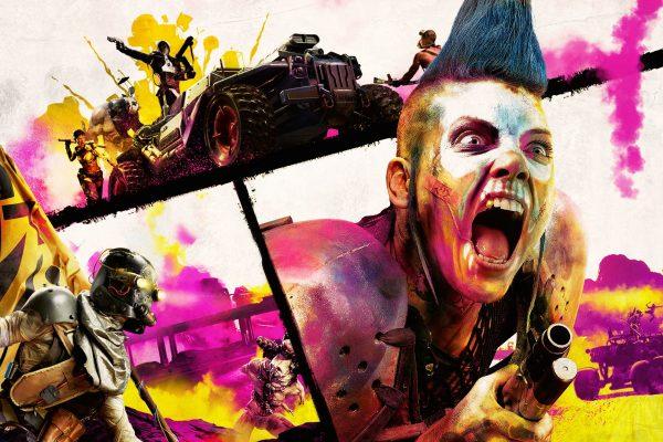 Rage 2: Game é lançado para Xbox one!