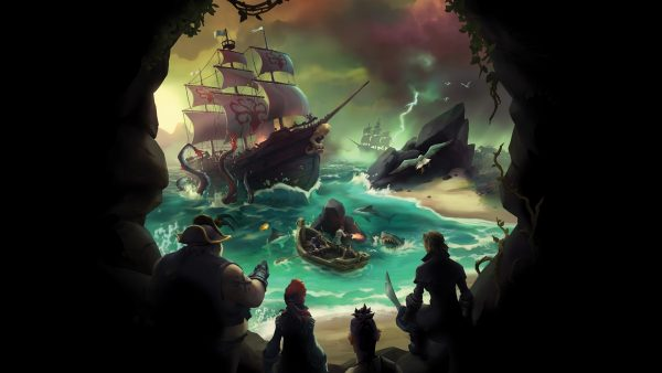 Sea Of Theives: Game chega a Steam!