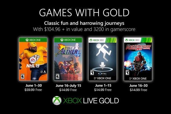 Games With Gold: Assinantes já podem baixar esses jogos na segunda quinzena de Junho!