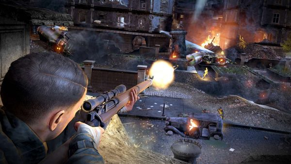 Xbox Play Anywhere: Sniper Elite V2 Remastered lançado na Microsoft Store