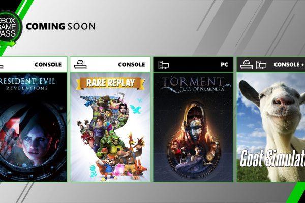 Xbox Game Pass Ultimate: 4 Games confirmados ao serviço para Julho!