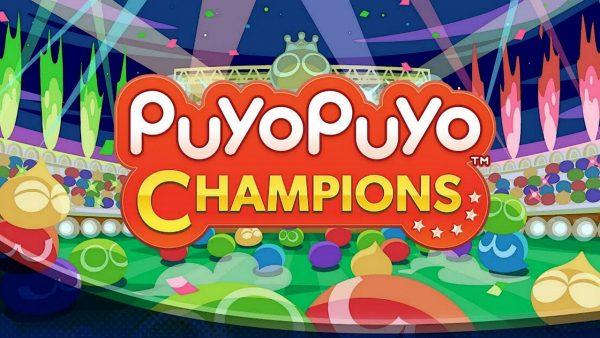 Free Play Days: Puyo Puyo Champions é o Game free deste final de semana