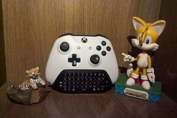 Video: Chatpad para controle do Xbox nas mãos!